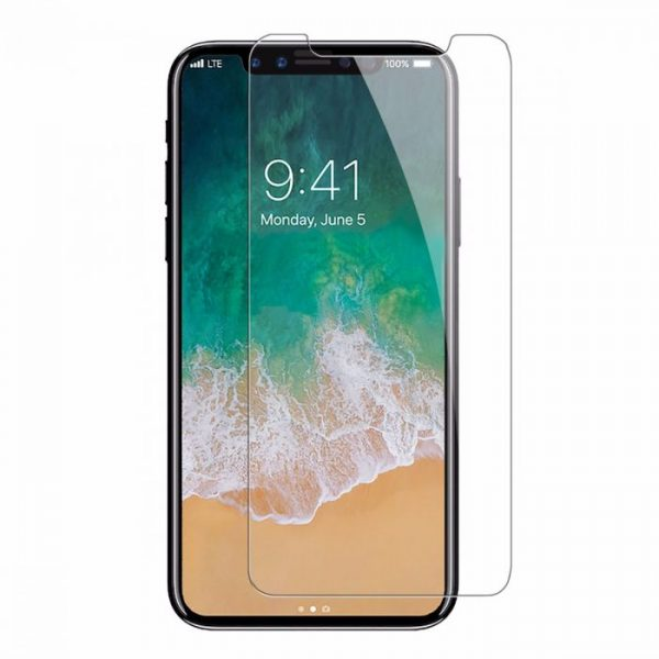 iphone x tempored glass
